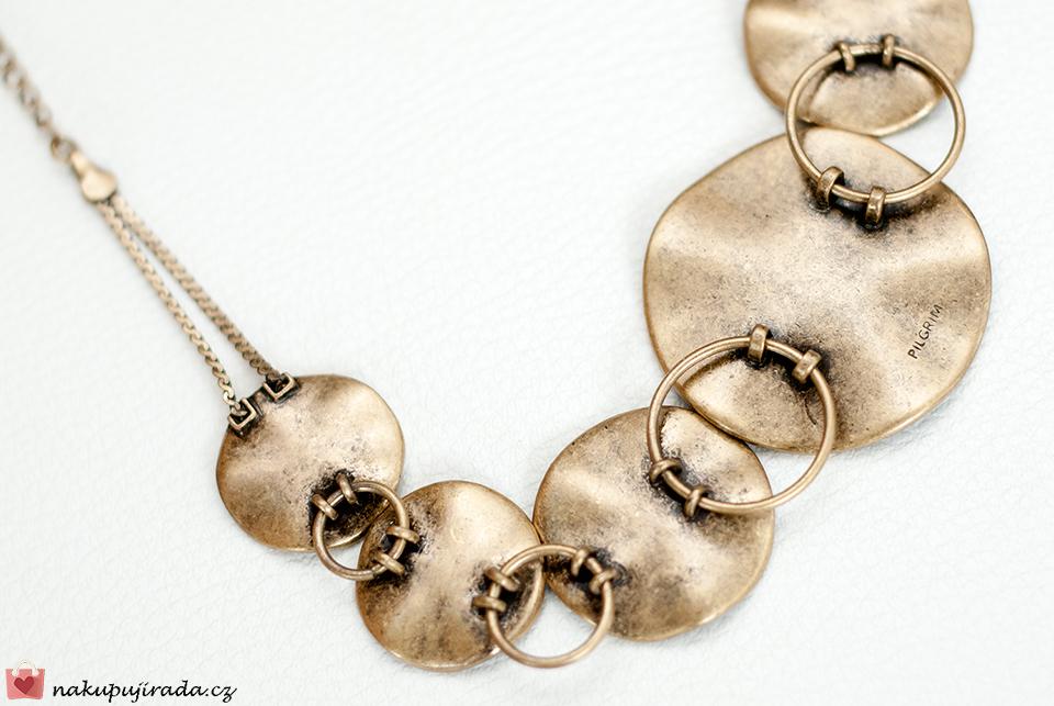 náhrdelník pilgrim