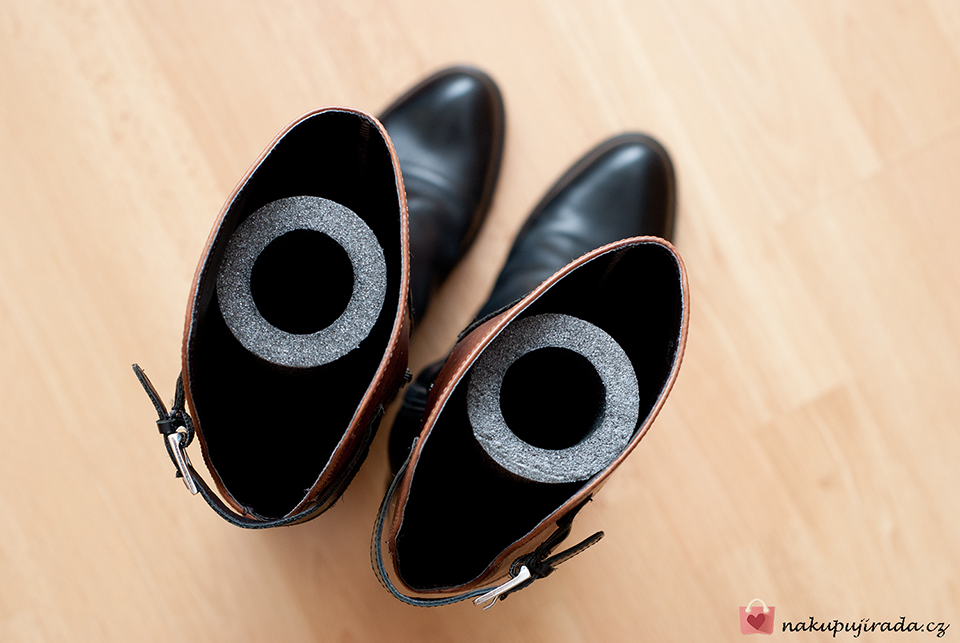 vycpávka do bot
